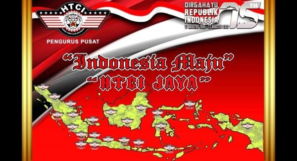 Dirgahayu Republik Indonesia ke 75 Tahun