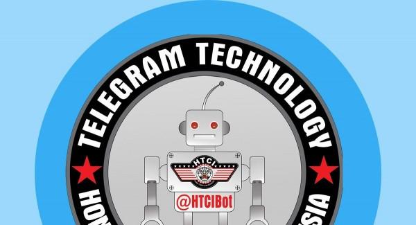 Fitur Baru HTCI : Bot Telegram