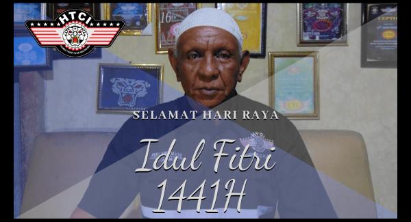 Selamat Hari Raya Idul Fitri 1441H